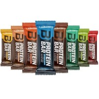 BioTech USA Protein Bar, 1x70 Grams/16 bars box/