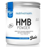 Nutriversum HMB Powder, 200 Grams