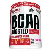 San BCAA Boosted, 417.6 Grams