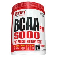 San BCAA PRO 5000 Post-Workout Recovery Agent, 345 Grams