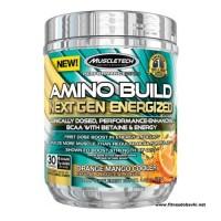 MuscleTech Amino Build Next Gen Energized, 280 Grams