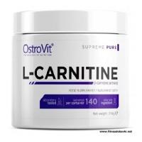 OstroVit Supreme Pure L-Carnitine, 210 Grams