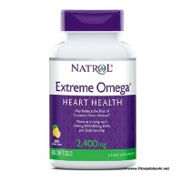 Natrol Extreme Omega 2400mg, 60 Softgels
