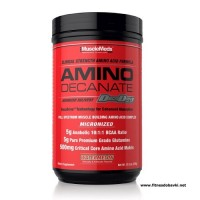 MuscleMeds Amino Decanate 10:1:1,  360 Grams